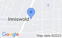 Map of Inniswold LA