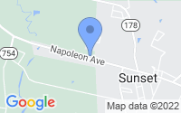 Map of Sunset LA