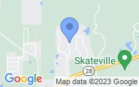 Map of Pineville LA
