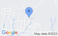 Map of Nogales AZ