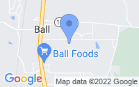 Map of Ball LA