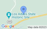 Map of Robeline LA