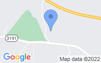 Map of Natchitoches LA