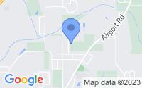 Map of Millbrook AL