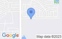 Map of Cedar Hill TX