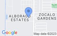Map of Somerton AZ