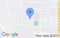 Map of Lancaster TX