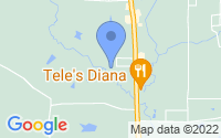 Map of Diana TX