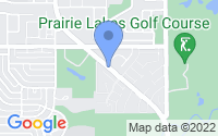 Map of Grand Prairie TX