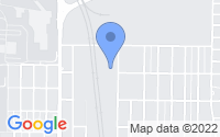 Map of Fort Worth TX