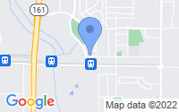 Map of Irving TX