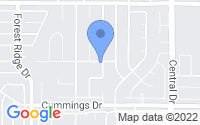 Map of Bedford TX