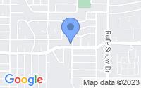 Map of Watauga TX