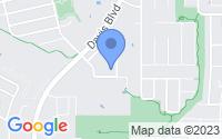Map of North Richland Hills TX