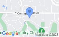 Map of Southlake TX