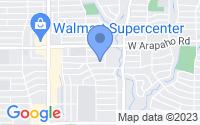 Map of Richardson TX