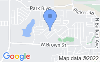 Map of Wylie TX