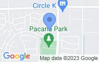 Map of Maricopa AZ