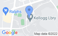 Map of San Marcos CA