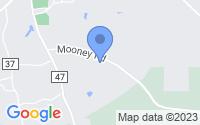 Map of Columbiana AL