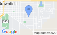 Map of Brownfield TX