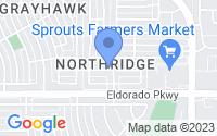 Map of Frisco TX