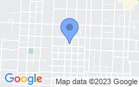 Map of McKinney TX