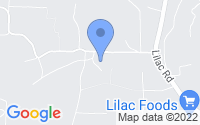 Map of Valley Center CA