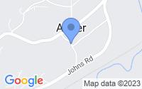 Map of Adger AL