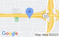 Map of Tempe AZ
