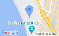 Map of San Clemente CA