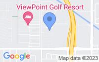 Map of Mesa AZ