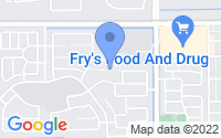 Map of Avondale AZ