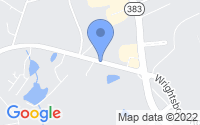 Map of Grovetown GA