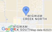 Map of Litchfield Park AZ