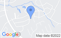 Map of North Augusta SC