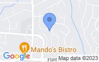 Map of Riverdale GA