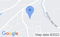 Map of Irondale AL