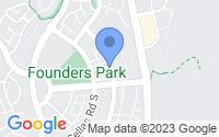 Map of Ladera Ranch CA