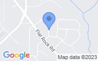 Map of Stockbridge GA