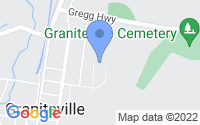 Map of Graniteville SC