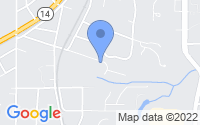 Map of Union City GA