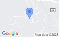 Map of Adamsville AL