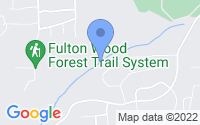 Map of Fultondale AL