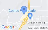 Map of Murrieta CA