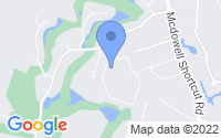 Map of Murrells Inlet SC