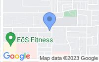 Map of Glendale AZ