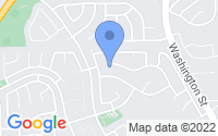 Map of Winchester CA