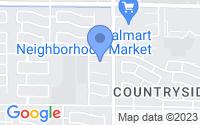 Map of Surprise AZ