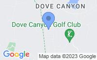 Map of Rancho Santa Margarita CA